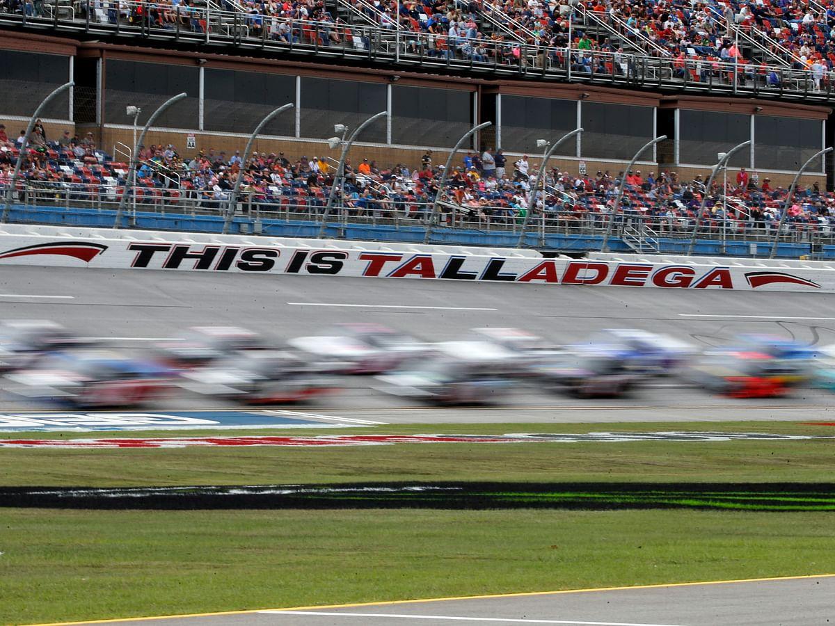 NASCAR Playoffs: At Talladega, the Eckel 3 like Logano, Keselowski and Harvick to light up the track