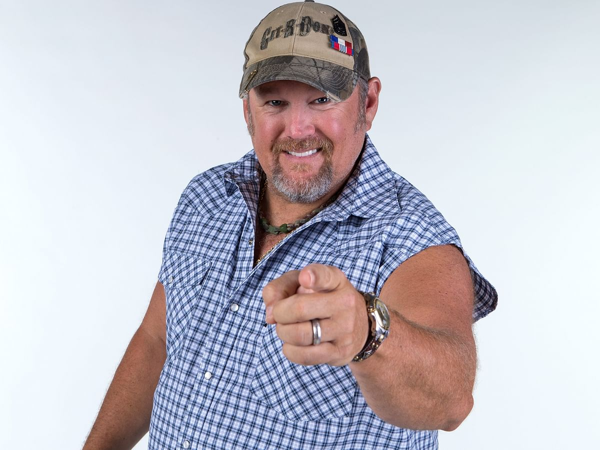'Larry the Cable Guy' brings 'goofy one-liners'—and some serious concerns about the future of comedy—to Atlantic City's Ocean Casino Resort