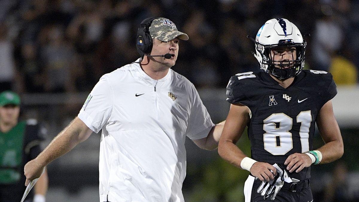 AAC college football: Geier picks UCF at Cincinnati, Tulane at Army, USF at UConn