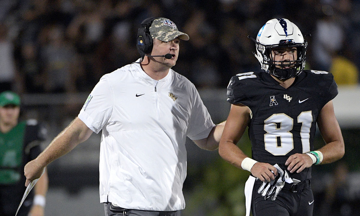 AAC college football: Geier picks UCF at Cincinnati, Tulane at Army, USF at UConn
