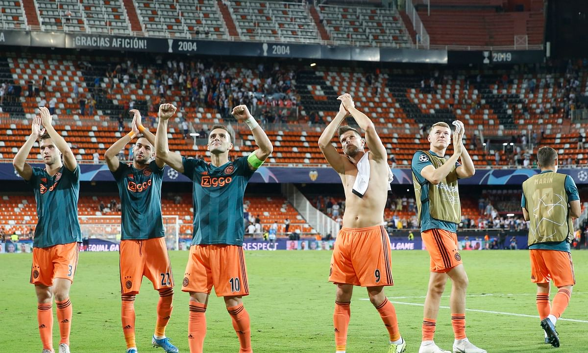 UEFA Champions League Wednesday: Miller picks Ajax v Chelsea, Leipzig v Zenit, Salzburg v Napoli, Genk v Liverpool, Slavia Praha v Barcelona