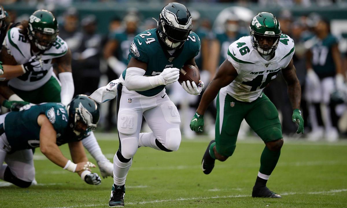 Boop on Week 8 Eagles vs. Bills Prop Bets - Jordan Howard, Longest Field Goal, Alternative Totals, Quarters and more