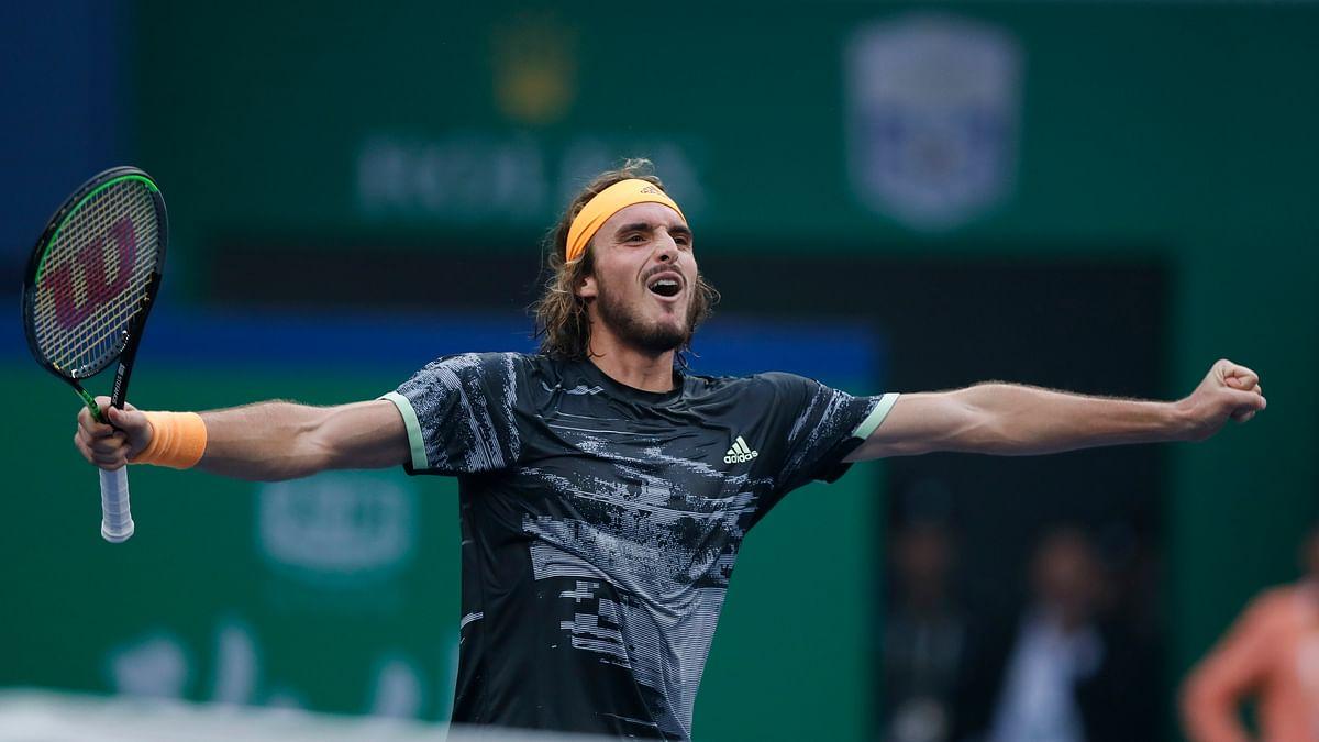 Novak Djokovic loses to Stefanos Tsitsipas in Shanghai Masters quarterfinals; Roger Federer loses to Alexander Zverev