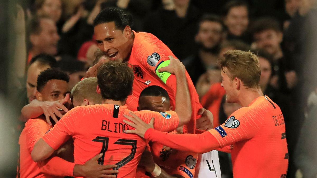UEFA 2020: Miller picks Azerbaijan v Wales, San Marino v Kazakhstan, Slovenia v Latvia, Germany v Belarus, N. Ireland v Netherlands, more
