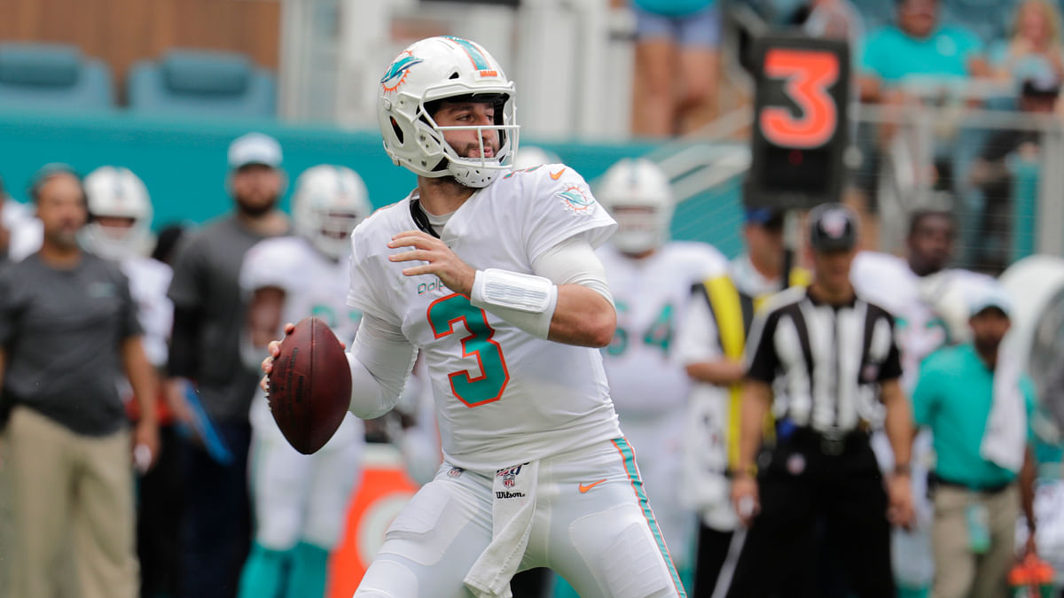 NFL: In Week 6, the NFL Degenerate picks Redskins at Dolphins in Tank Bowl 1, Panthers at Buccaneers, Bengals at Ravens, Seahawks at Browns