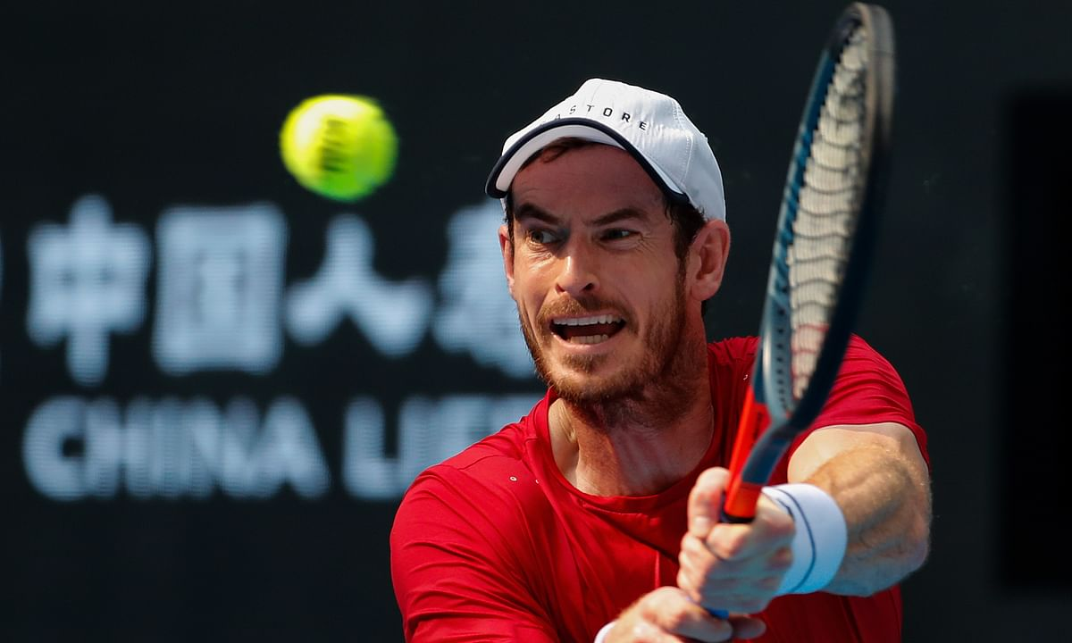 China Open: Andy Murray and Bianca Andreescu win and advance