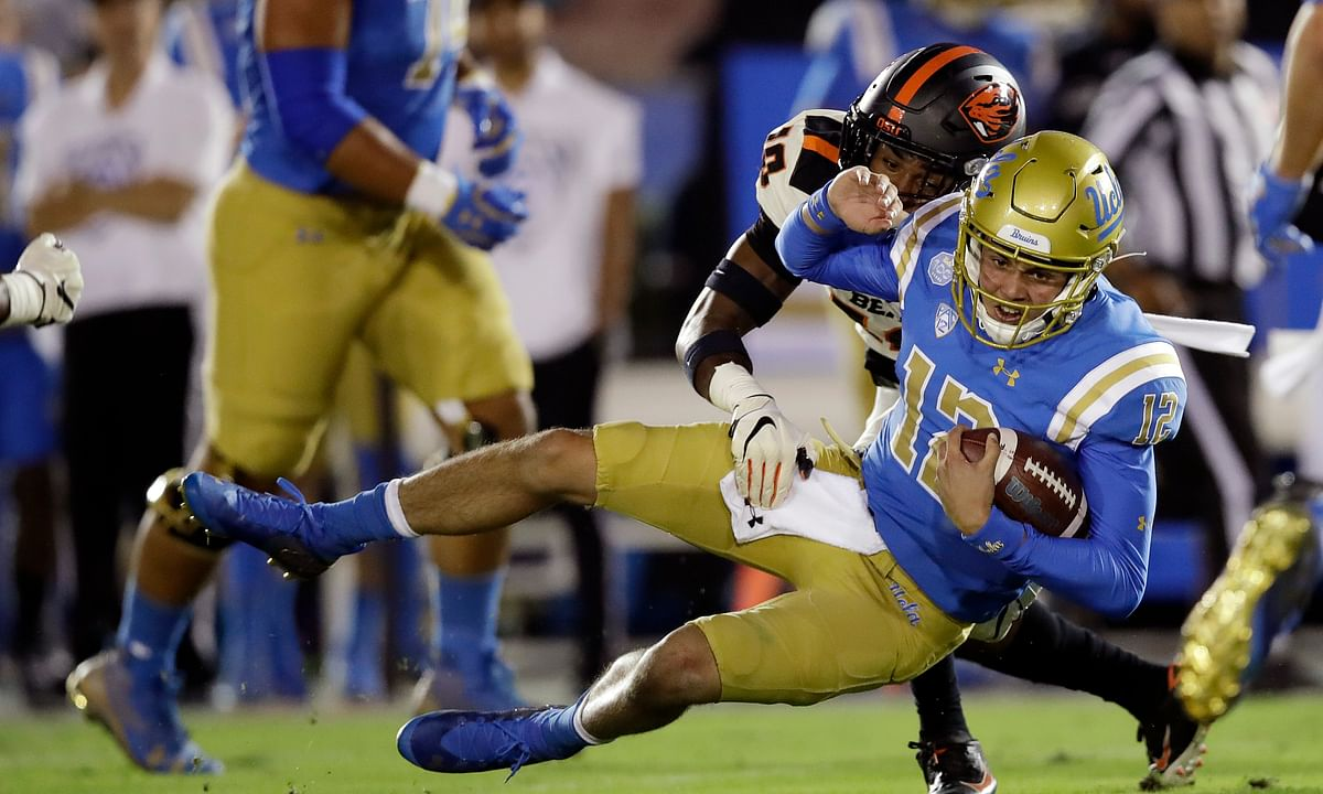 Thursday Night College Football: Madwed picks the Pac-12 — Stanford vs UCLA