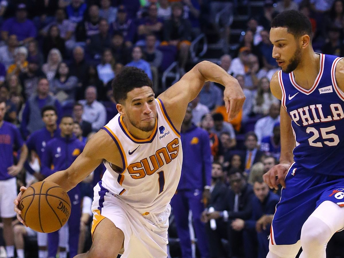 NBA Thursday: Greg Frank picks Heat vs Suns with Devin Booker at center stage