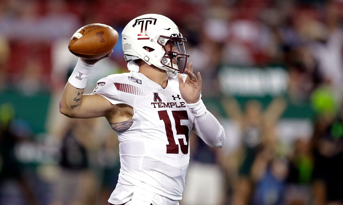 AAC Football: Geier picks Temple vs Cincinnati and UCF vs Tulane