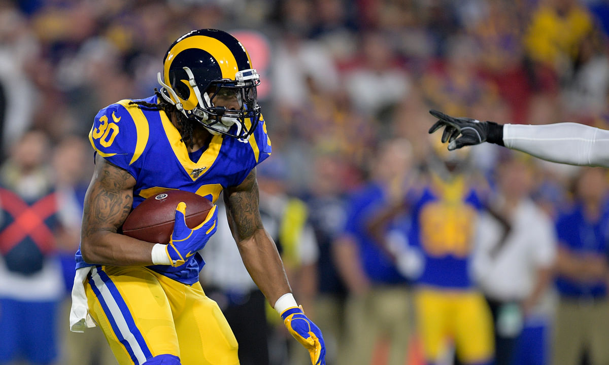 Monday Night Football: Mims picks Ravens vs Rams and likes a Todd Gurley  prop bet