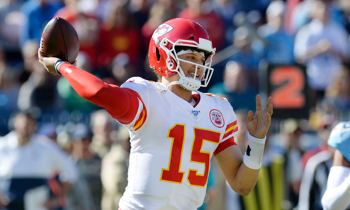 Monday Night Football: Mims picks Chiefs vs Chargers and likes a Patrick Mahomes prop bet