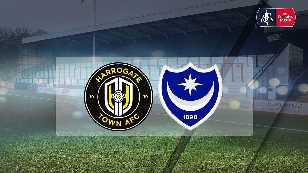 Soccer Monday: Miller picks Harrogate Town vs Portsmouth in the F.A. Cup