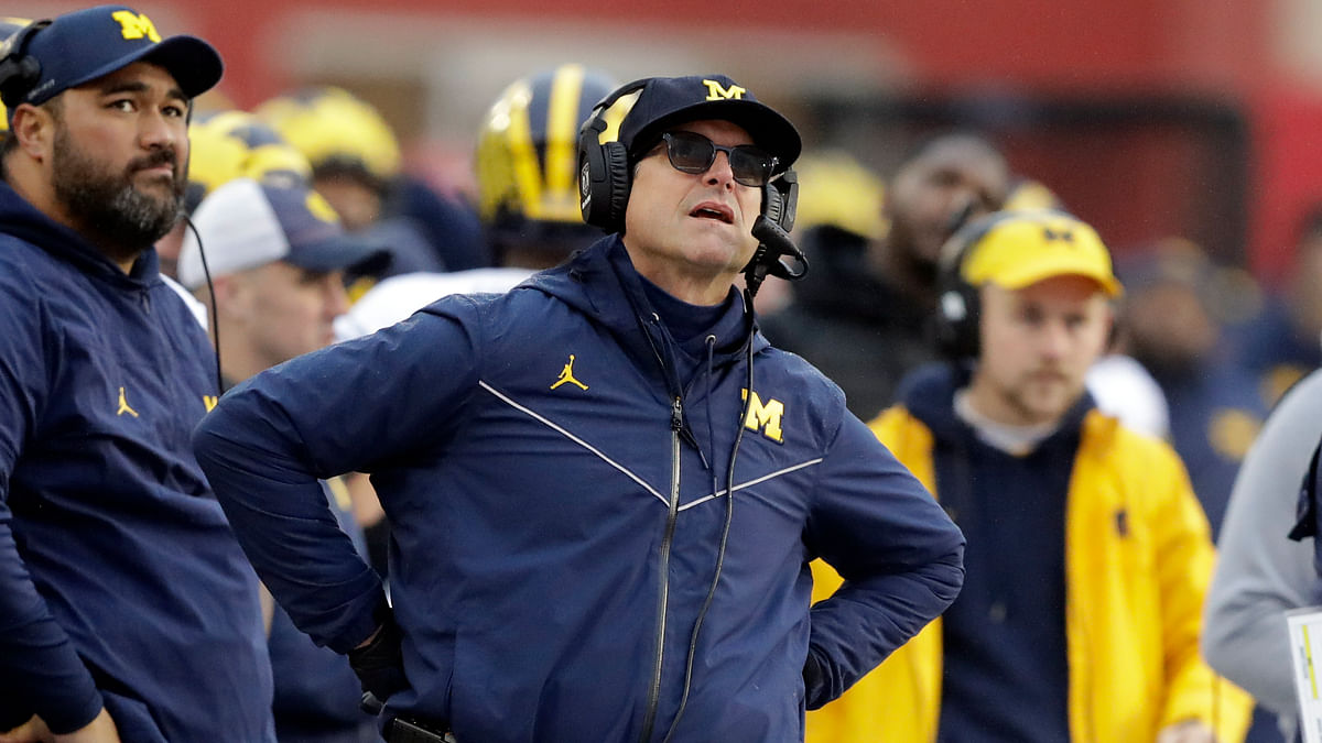 Mike Kern picks Michigan vs Ohio St., Alabama vs Auburn, Wake Forest vs Syracuse, Kansas St. vs Iowa St. & issues Temple, Penn St. warnings