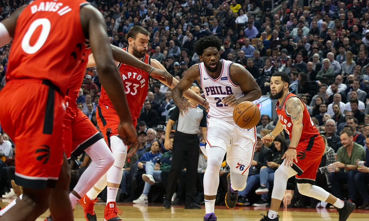 NBA Wednesday: Greg Frank picks Kings vs Sixers and Pistons vs Hornets — we expect Joel Embiid to score, but enough to cover the spread?