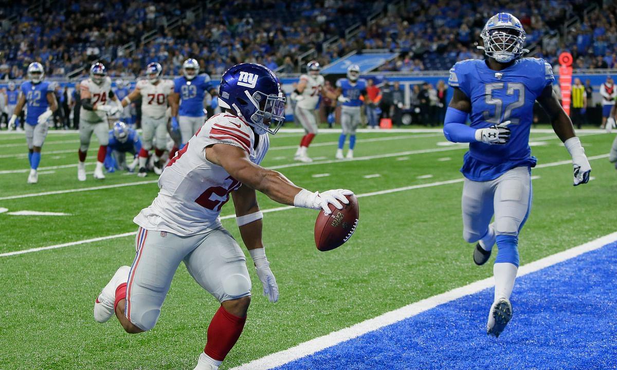 Monday Night Football: Mims picks Giants vs Cowboys and asks who gets more yards — Saquon Barkley or Ezekiel Elliott?