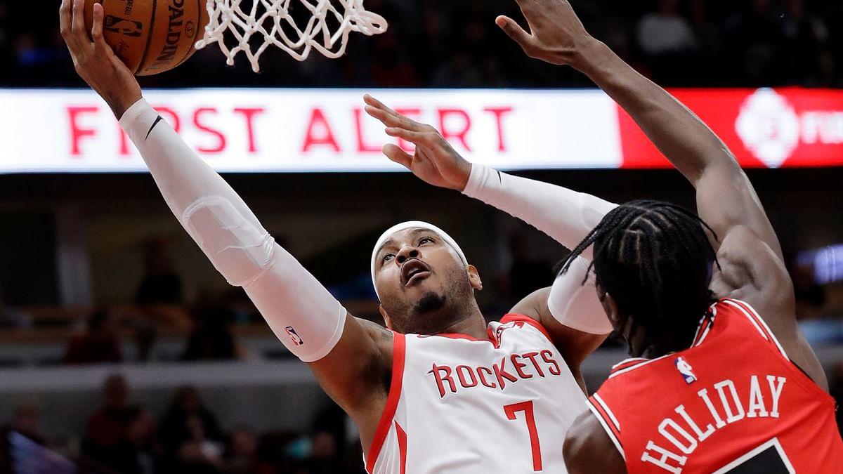 NBA Tuesday: Greg Frank picks Suns vs Kings and Trail Blazers vs Pelicans where Carmelo Anthony makes his return