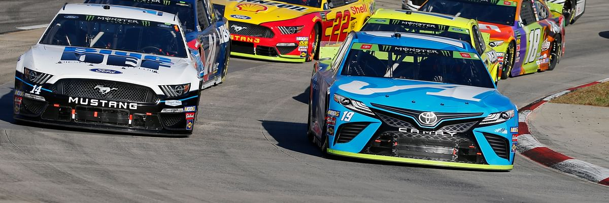 NASCAR: The Eckel Three pick the AAA Texas 500 — with Martin Truex Jr. already in, will Kevin Harvick make the Final Four?