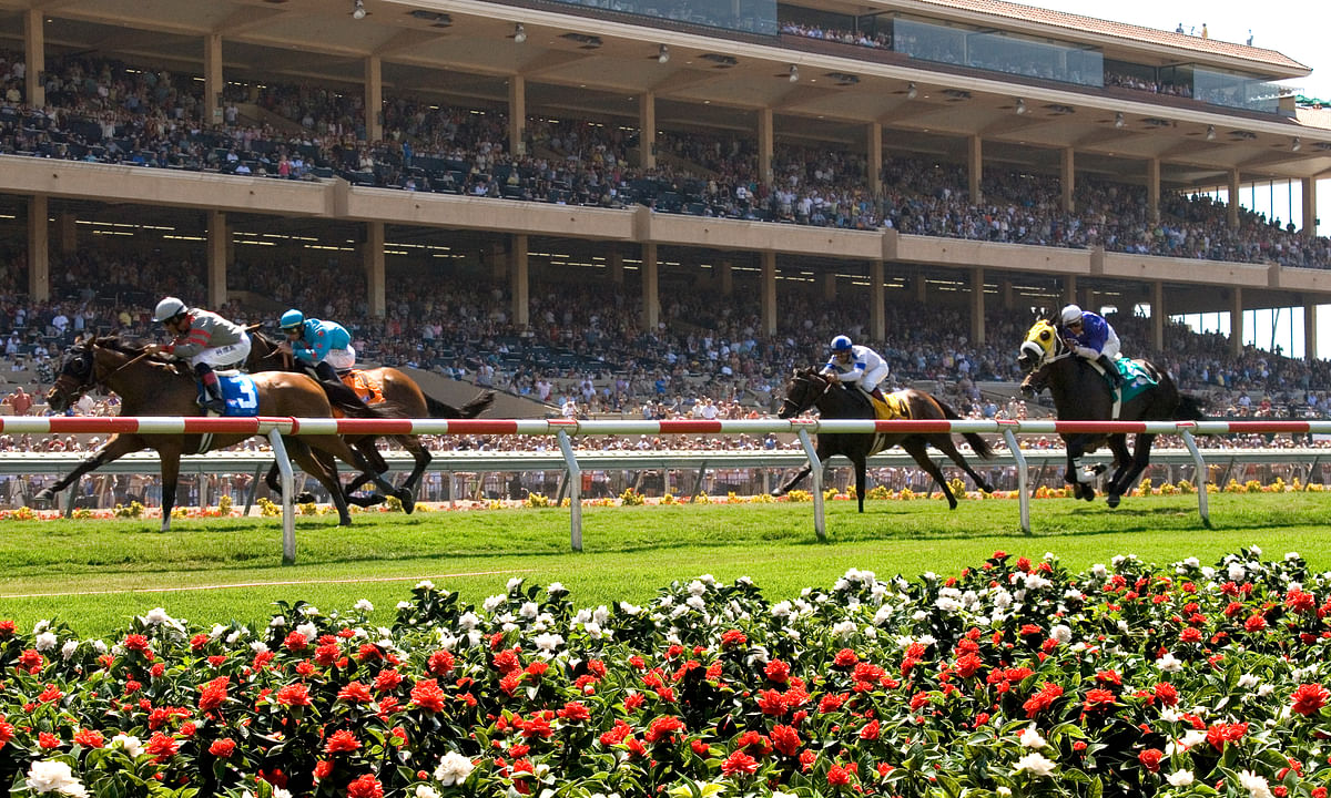 Friday at the track: Garrity goes to Keeneland and Del Mar to pick a pair of stakes and the Grade 1 Maker's Mark Mile