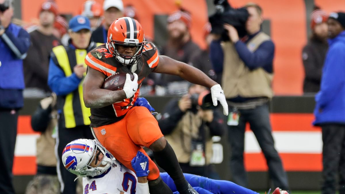 Thursday Night Football: Mims picks Steelers vs Browns and likes a James Conner vs Nick Chubb prop bet