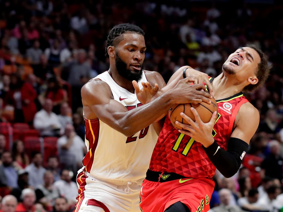 NBA Tuesday: Greg Frank picks Spurs vs Hawks — Trae Young is back and looking to score