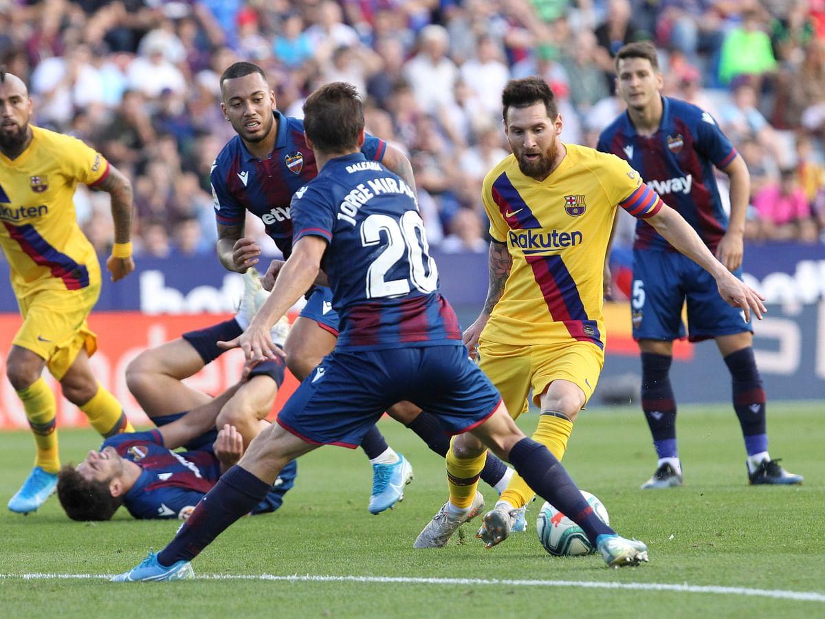 Soccer Tuesday: Miller picks early UEFA Champions League games — Barcelona vs Slavia Prague and Zenit St. Petersburg vs RB Leipzig