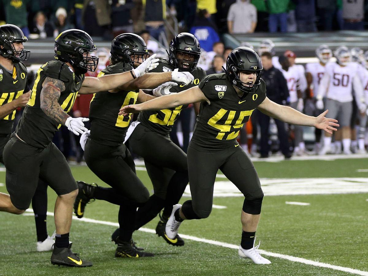 Pac12 College Football: Madwed picks Washington vs (9) Utah, Oregon State vs Arizona, (7) Oregon vs USC, Colorado vs UCLA