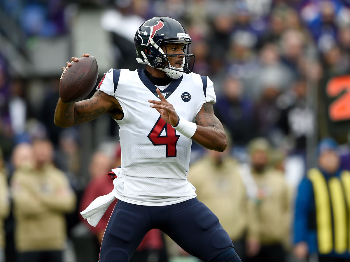 Thursday Night Football: Mims picks and breaks down Colts vs Texans, likes a Deshaun Watson prop bet