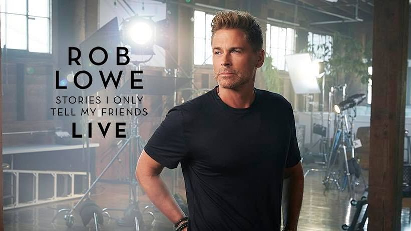 Actor/'80s teen-film icon Rob Lowe coming to Caesars Atlantic City