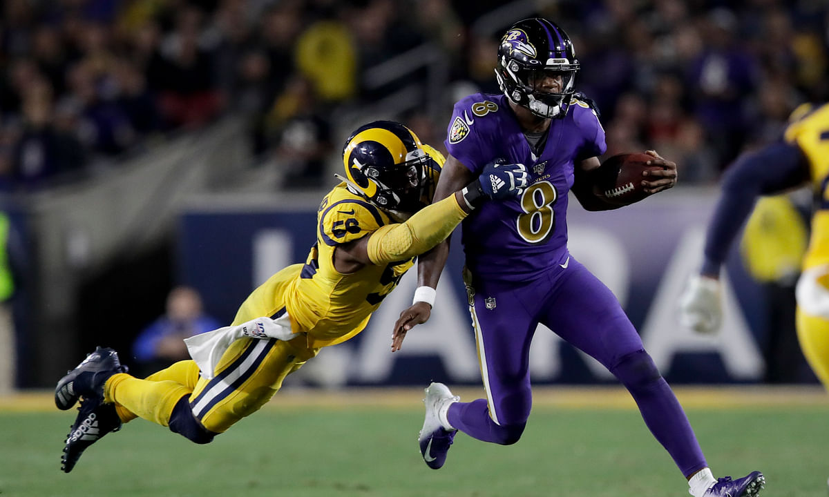 How NFL 2019 is becoming a season of surprises -- Where's the real power in the NFL Power Rankings?