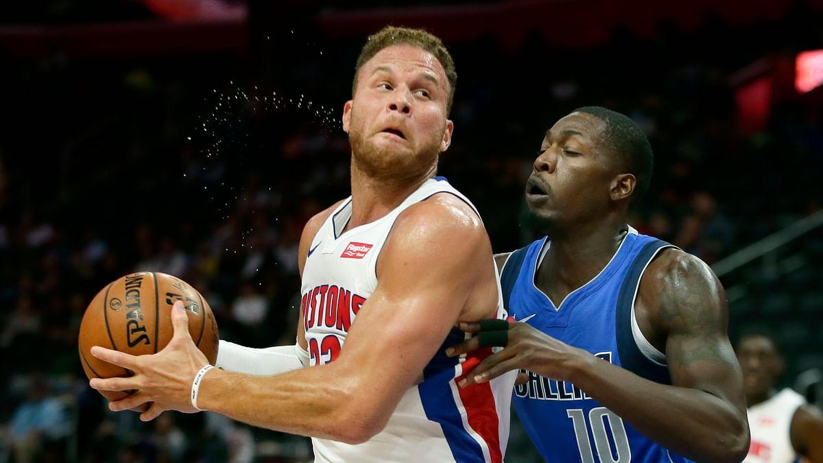 NBA Monday: Greg Frank picks Raptors vs Clippers, Mavericks vs Celtics, and  Timberwolves vs Pistons with Blake Griffin making his debut