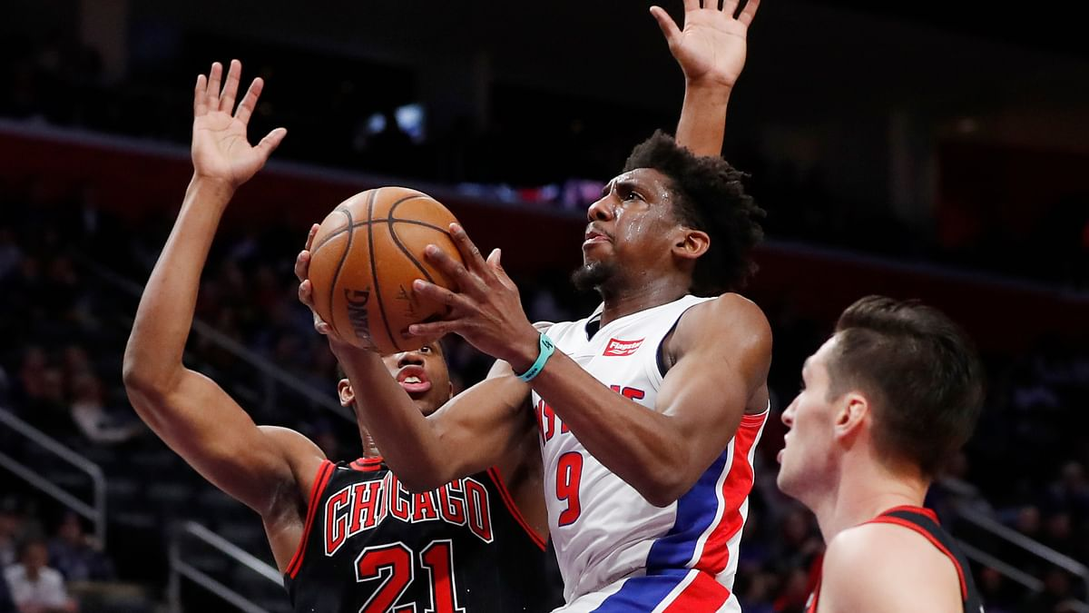 NBA Thursday: Greg Frank picks Wizards vs Pistons – Can Andre Drummond and Detroit muster up the effort on defense