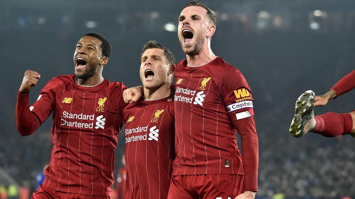 Soccer Sunday: Miller picks Arsenal vs Chelsea, Liverpool vs Wolverhampton, and Manchester City vs Sheffield United