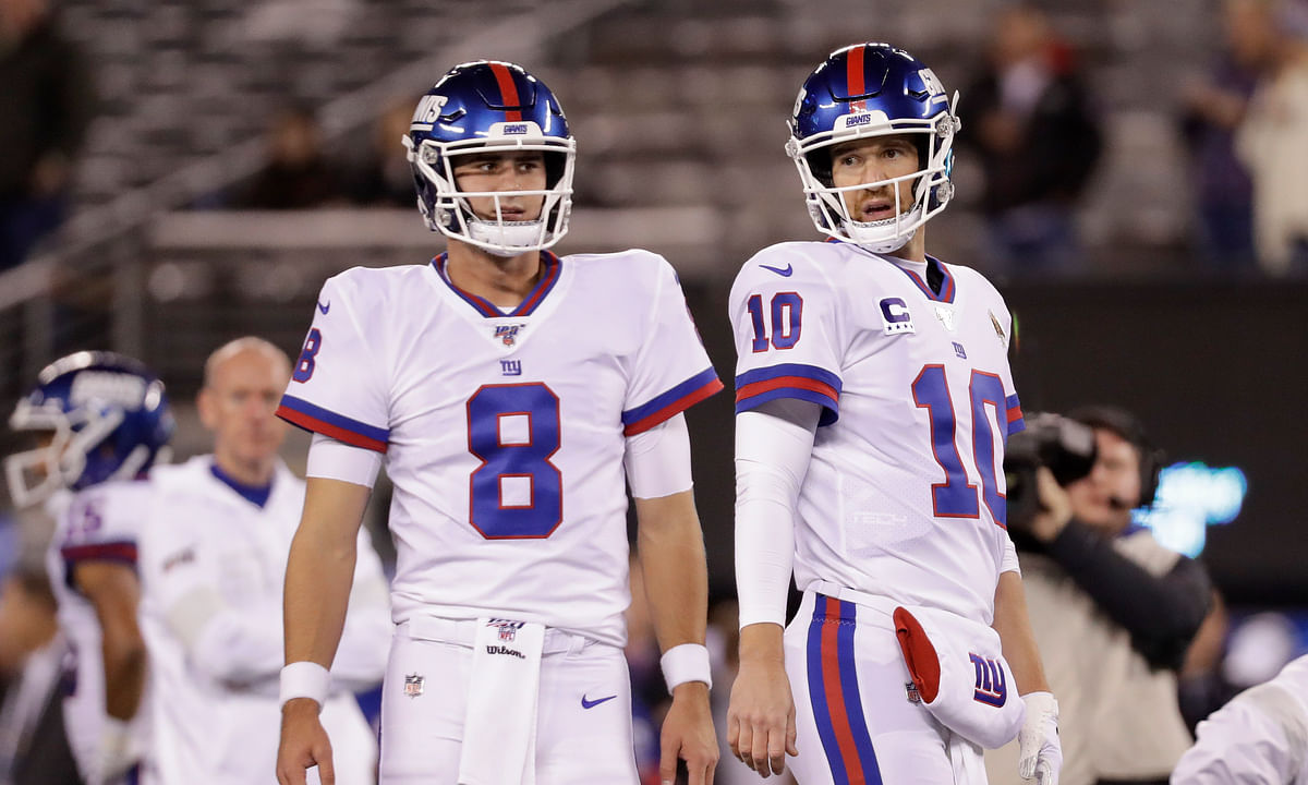Monday Night Football: Mims picks Eagles vs Giants and likes an Eli Manning prop bet