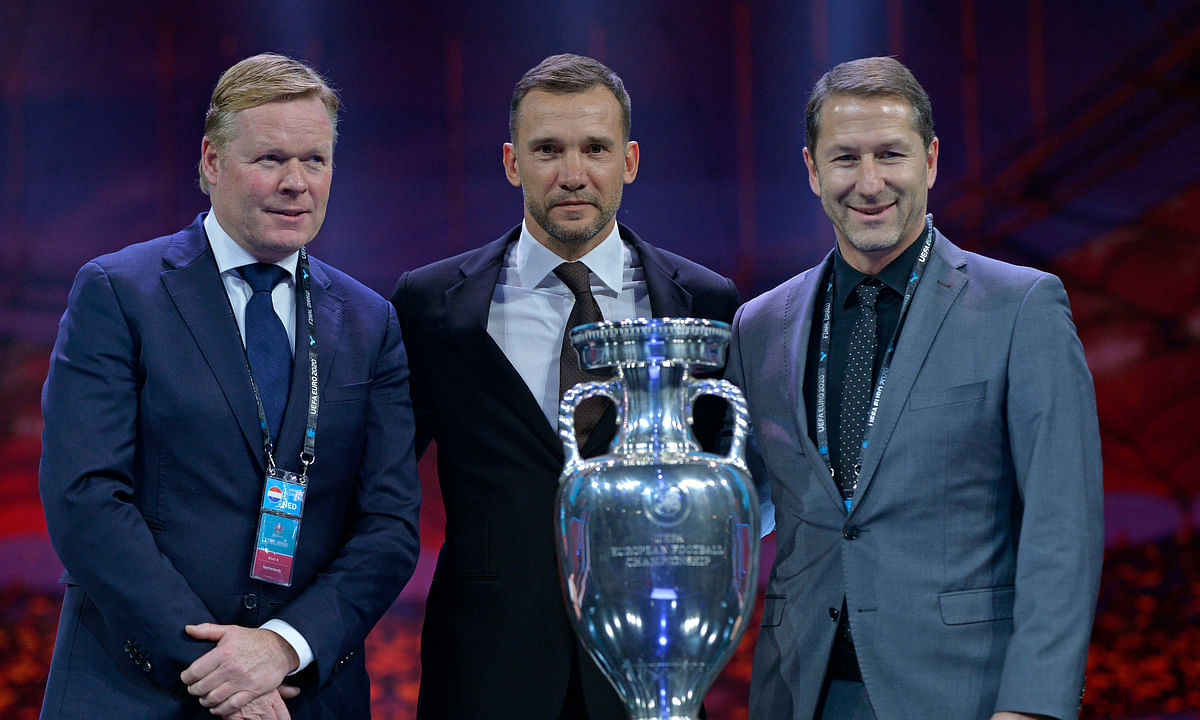 UEFA EURO 2020 draw sees France, Germany, and Portugal in Group of Death — Miller gives his early picks and the odds