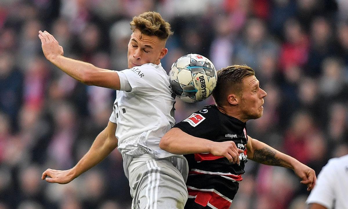 Bundesliga: Leipzig top in Germany at halfway stage, but Bayern revived