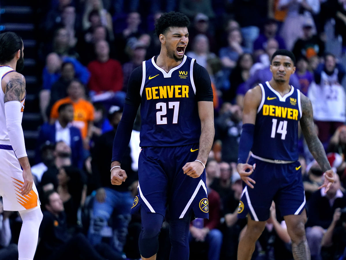 NBA pick of the day: Pistons vs Nuggets — let's look at the first quarter...