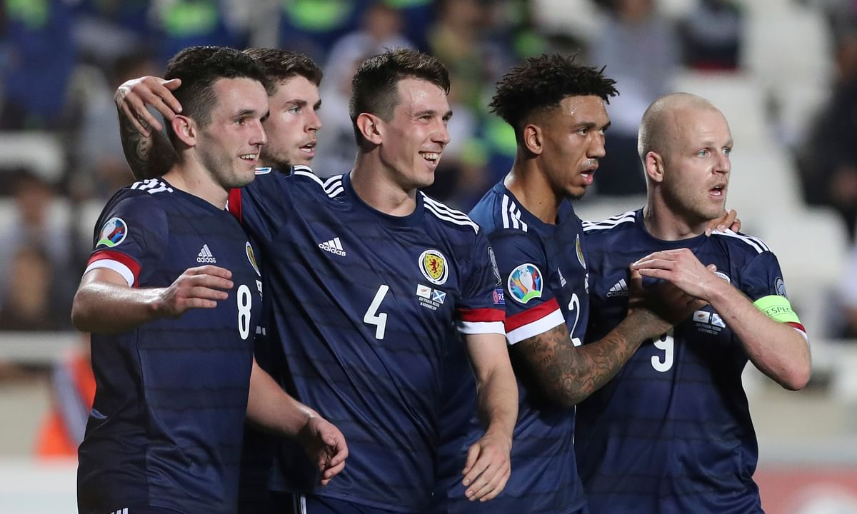 UEFA Euro 2020 Playoffs: Miller picks the group winners where Scotland and the Republic of Ireland have tough draws