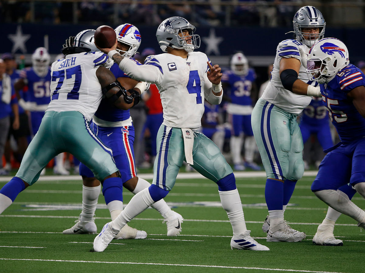 Thursday Night Football: Mims picks Cowboys vs Bears and likes a Dak Prescott prop pick