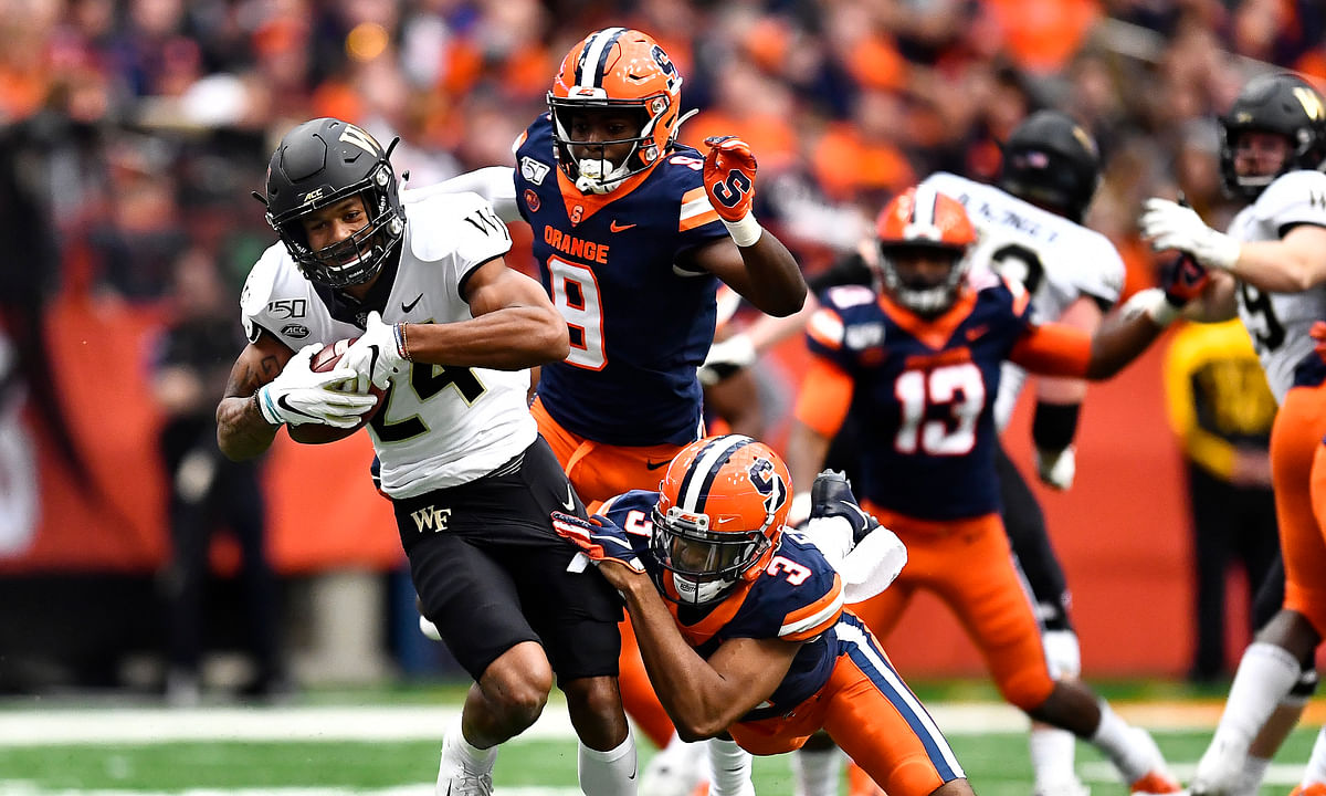 NCAA Football Friday Bowls: Kern picks Wake Forest vs Michigan State, Oklahoma State vs Texas A&M, and Air Force vs Washington State