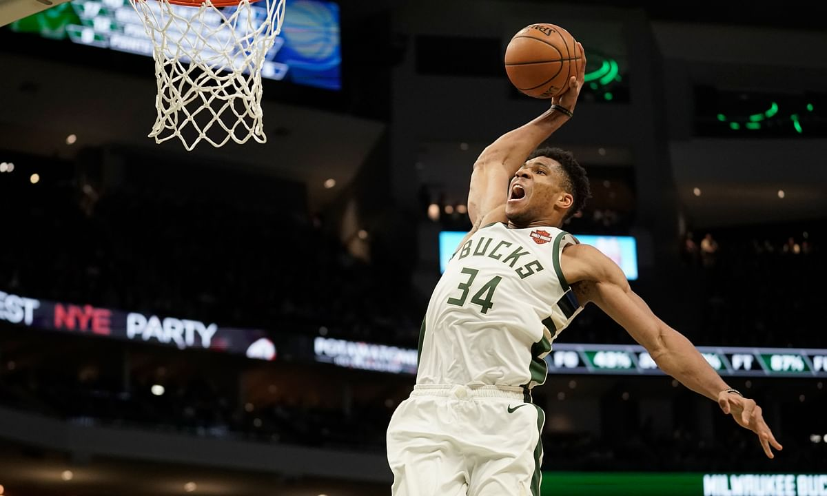 NBA Xmas: Greg Frank picks Bucks vs 76ers with all eyes on Antetokounmpo and Embiid