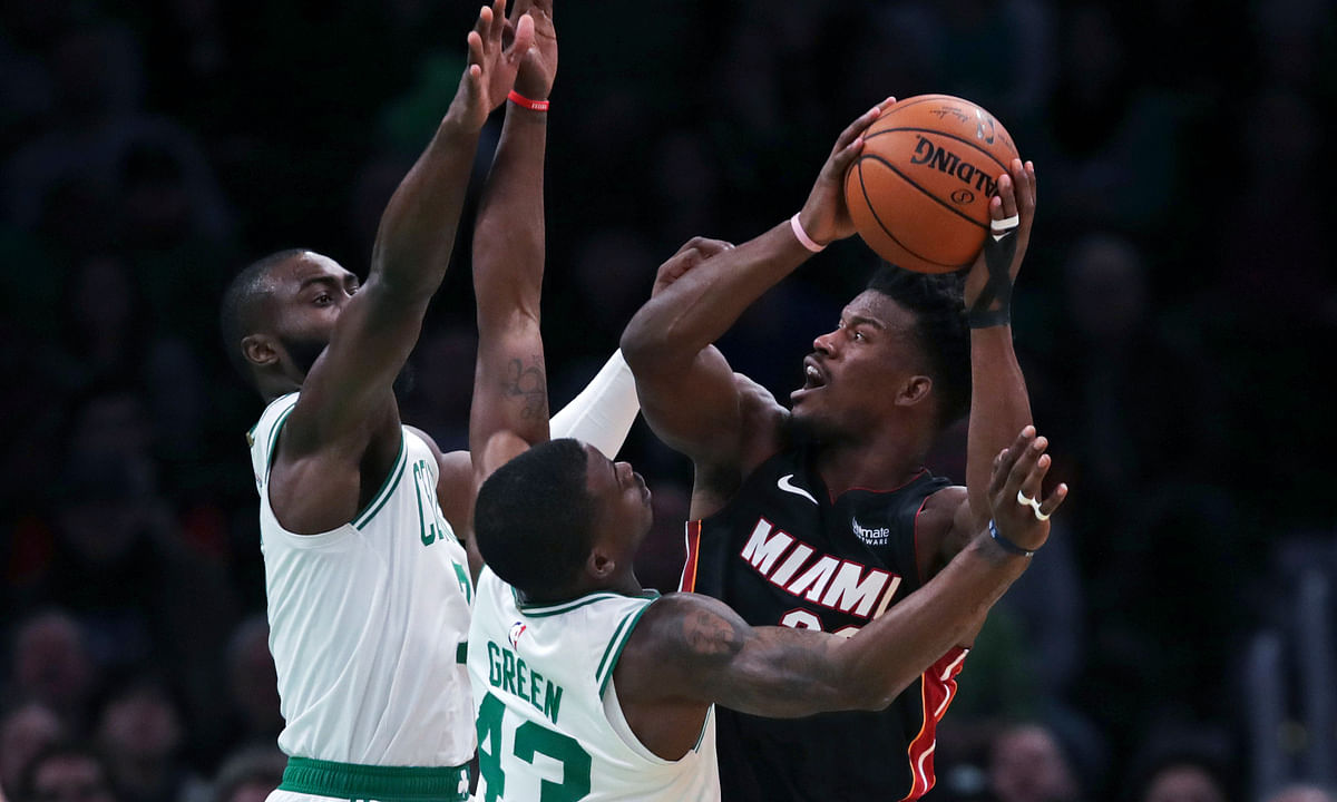 NBA Friday: Greg Frank picks Wizards vs Heat — Can Jimmy Butler pick Miami up after their Boston beating?