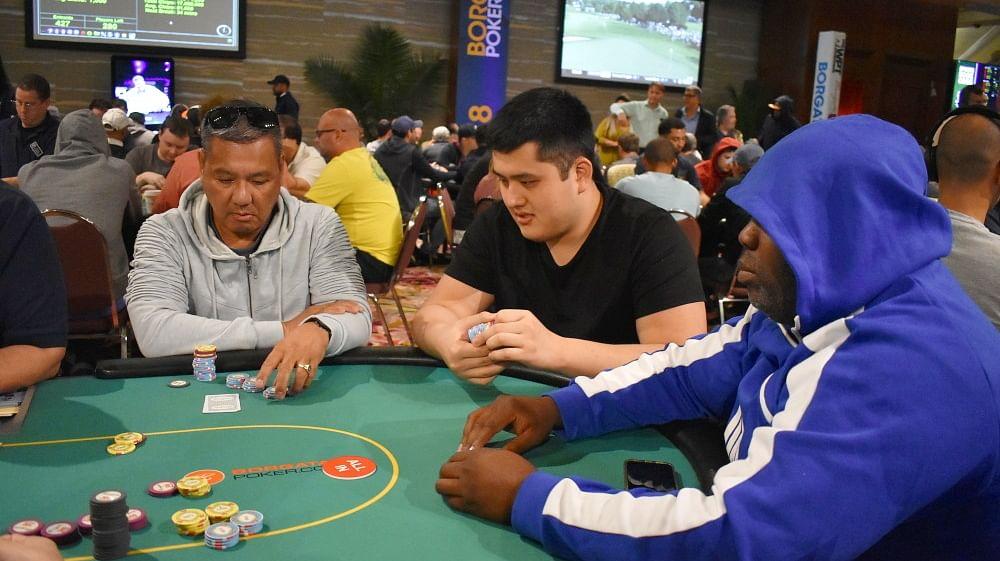 Atlantic City's Borgata takes seat at MGM-branded poker tourney