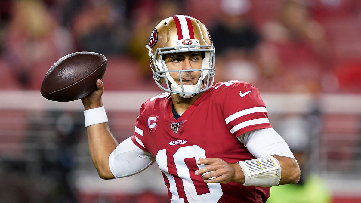 Sunday Night Football: Mims picks 49ers vs Seahawks and likes a Jimmy Garoppolo prop bet