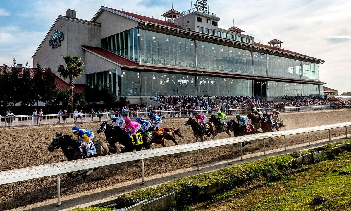 Thoroughbred Thursday: Garrity picks horses at the Fair Grounds in New Orleans