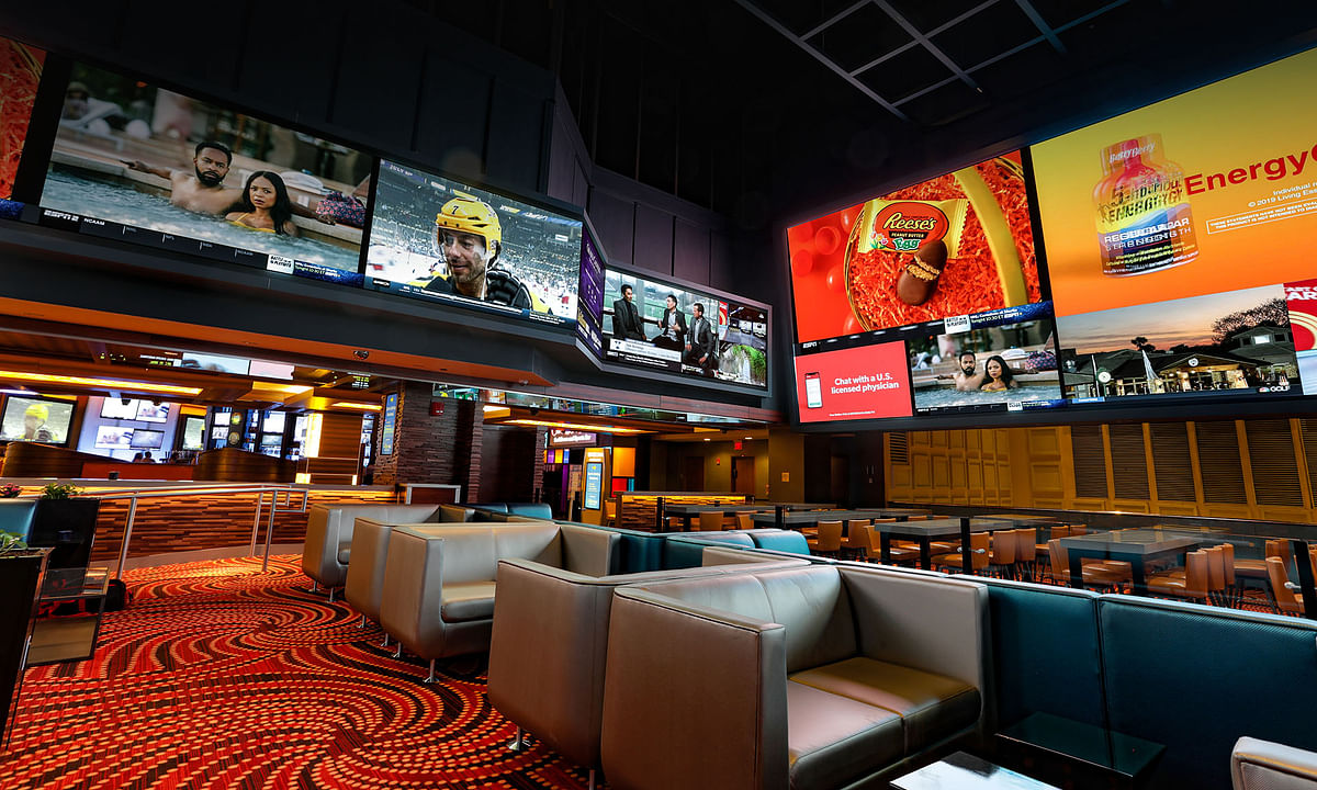 William Hill Sportsbook at Tropicana – Atlantic City, New Jersey
