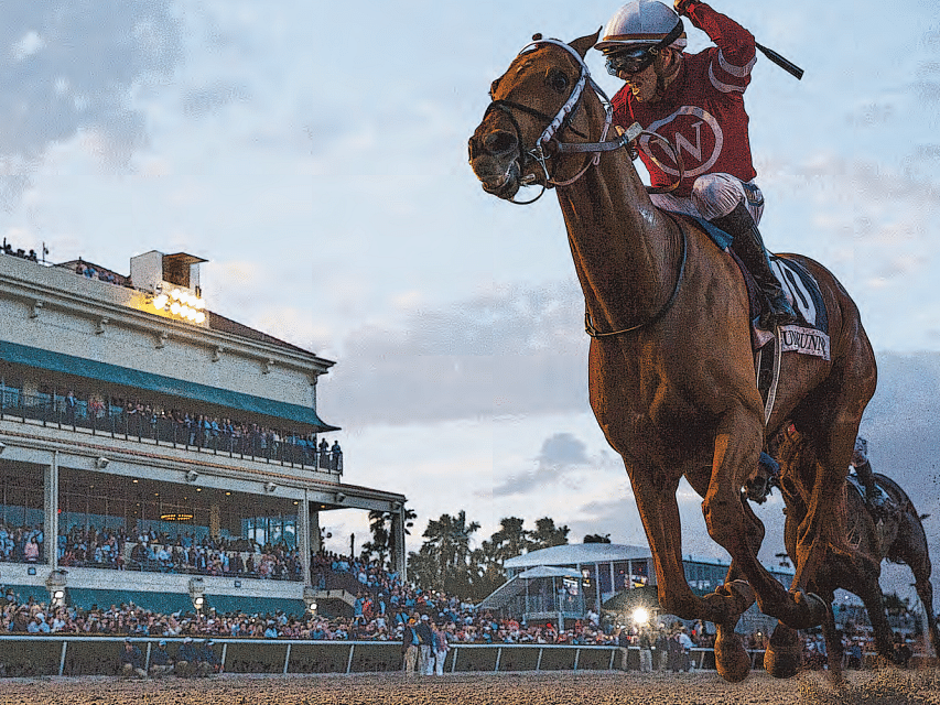 It's Thoroughbred Thursday! Garrity picks horses at Gulfstream Park, the Fair Grounds, and Oaklawn Park