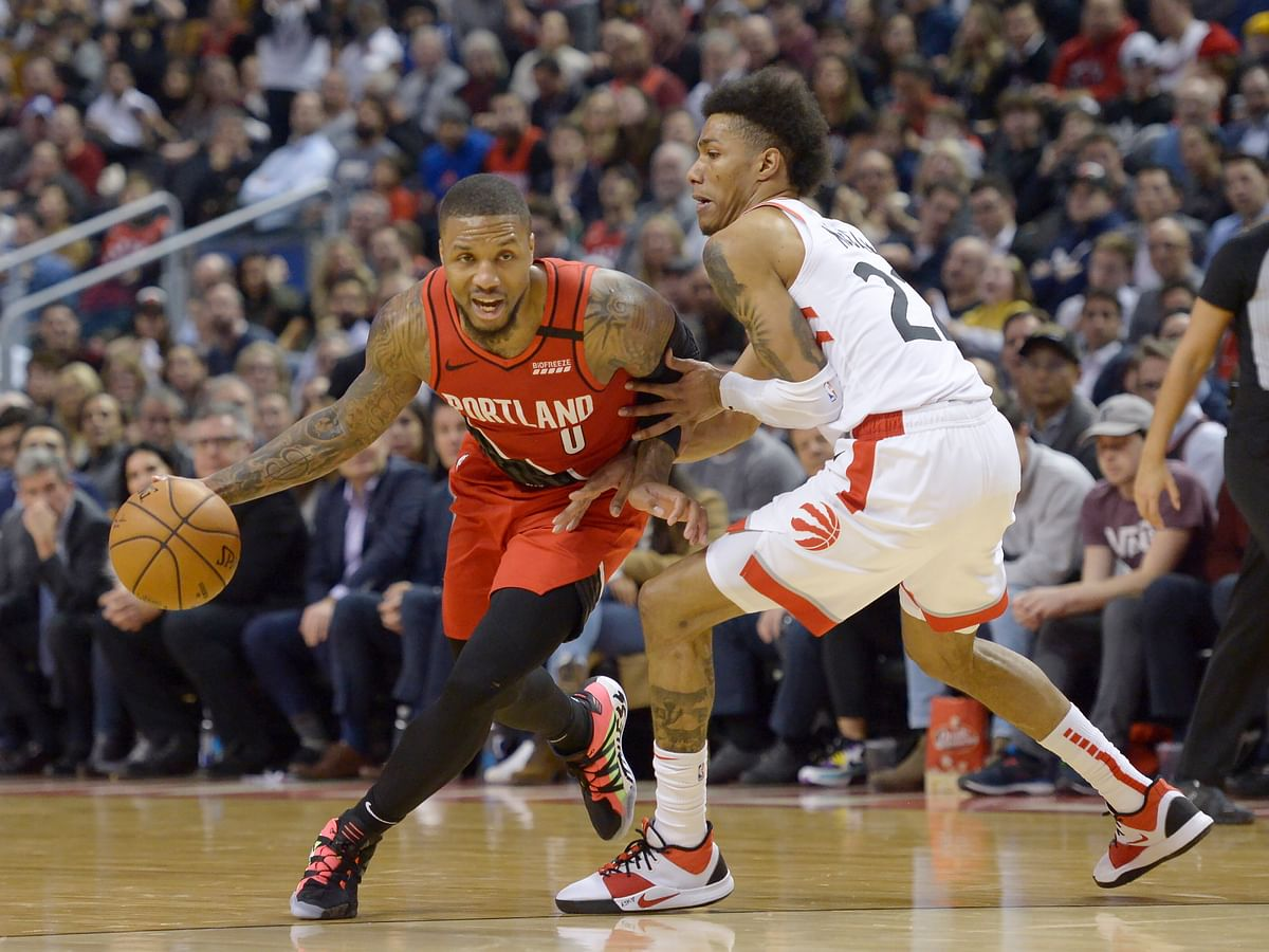 NBA Monday: Greg Frank picks Hornets vs Trail Blazers where he expects Damian Lillard and CJ McCollum to run wild
