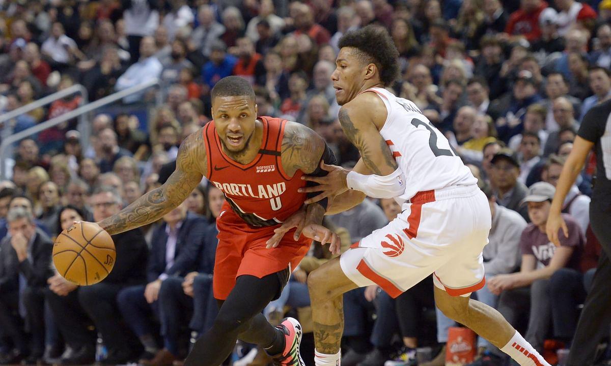 NBA Monday: Greg Frank picks Hornets vs Trail Blazers where he expects Damian Lillard and CJ McCollum to run wild
