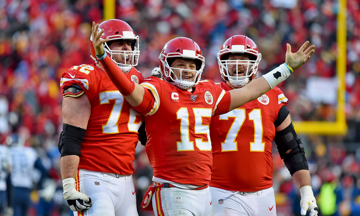 A look at some key stats and numbers from the Chiefs and 49ers for the Super Bowl
