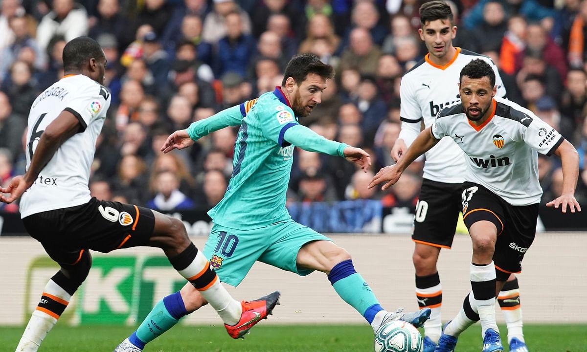Soccer Thursday picks from the Copa Del Rey: FC Barcelona vs Leganés, and Mirandés vs Sevilla